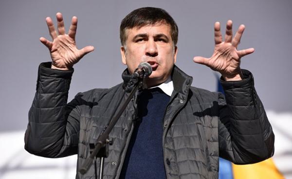 Саакашвили раскрыл подлый план Порошенко: Крыма уже не будет (Znaj.ua)