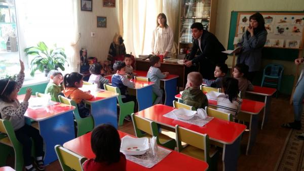 Рейды по специализированным детсадам: более 80% воспитанников оказались абсолютно здоровы