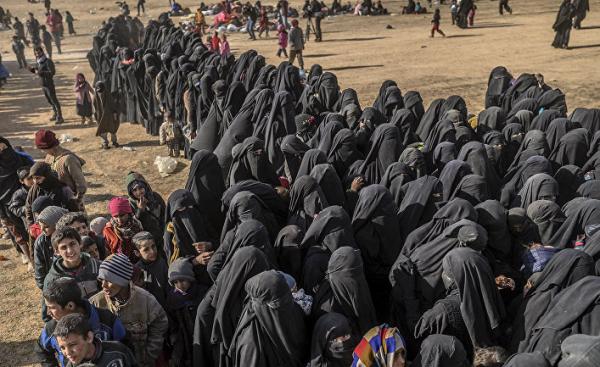 Svenska Dagbladet (Швеция): мысль о маме из ИГИЛ на детской площадке повергает Европу в панику