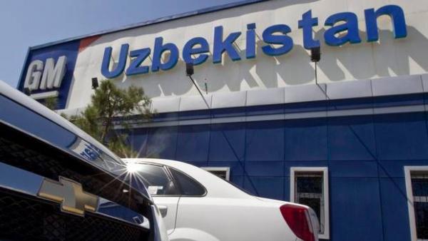 GM Uzbekistan увеличил в феврале производство легковых автомобилей в 1,7 раза