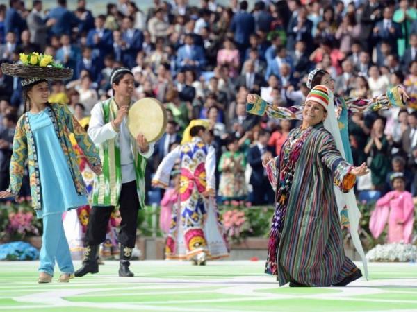 В МВД рассказали, кто будет обеспечивать безопасность узбекистанцев во время праздничных гуляний