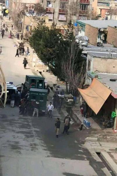 Боевики ИГИЛ устроили теракт на праздновании Навруза в Афганистане. Видео