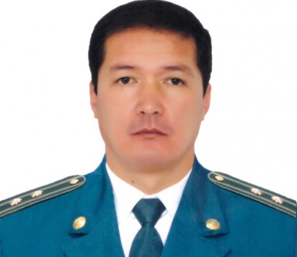 Спустя почти год в Ташкенте назначен новый начальник УБДД