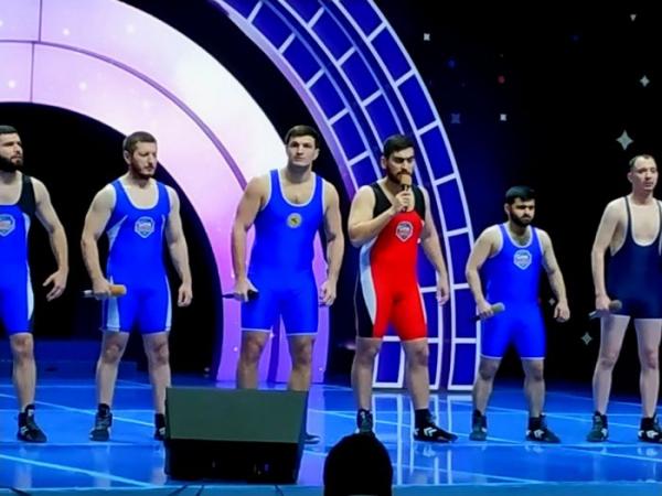 "Короче-е-е-е! ""Борцы"" в Ташкенте"
