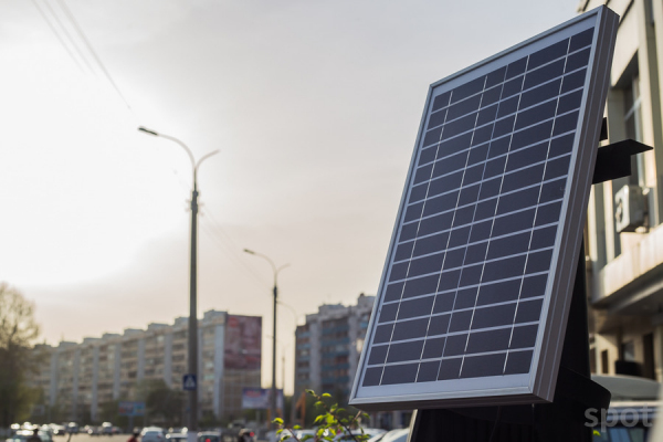 В Узбекистане наладят производство фотоэлектрических панелей