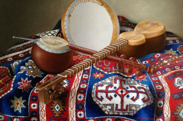 Термез примет I Международный фестиваль искусства бахши