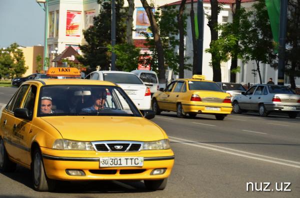 Таксистам-нелегалам разрешат работать в качестве индивидуальных предпринимателей
