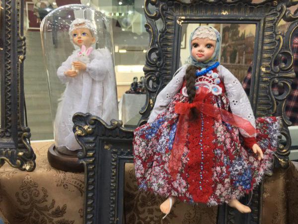 Тильды, реборны, будуарные куклы: в Ташкенте прошла выставка «Art of Dolls»
