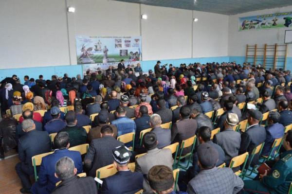 Сайёр қабулларда аҳолидан келиб тушган ҳар бир мурожаат Президент администрацияси назоратида туради