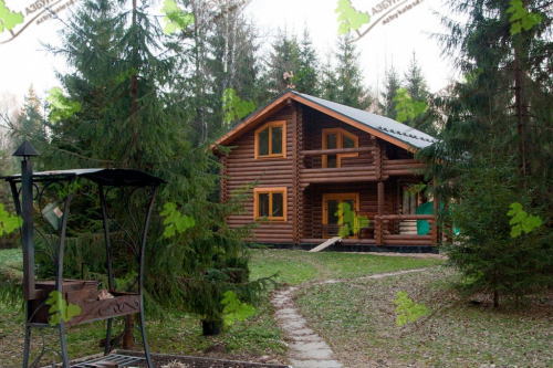Дома из оцилиндрованного бревна: зачем нужен проект?