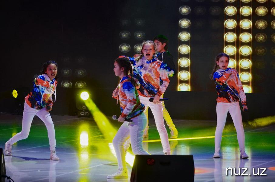 «Домисолька» даёт старт фестивалю «Цветы России» в Ташкенте (фото)