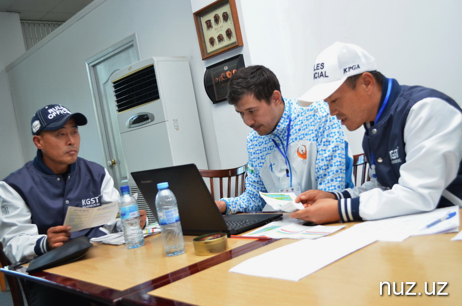 Смогут ли узбекские гольфисты пробиться на олимпийские игры в Токио 2022 года (фото)