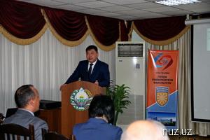 Факультет университета Пучон открылся в Ташкенте