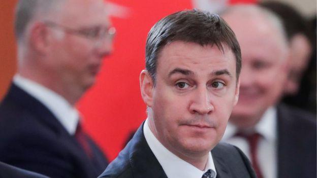 Полпред президента вПриволжском округе Игорь Комаров— самый богатый русский чиновник