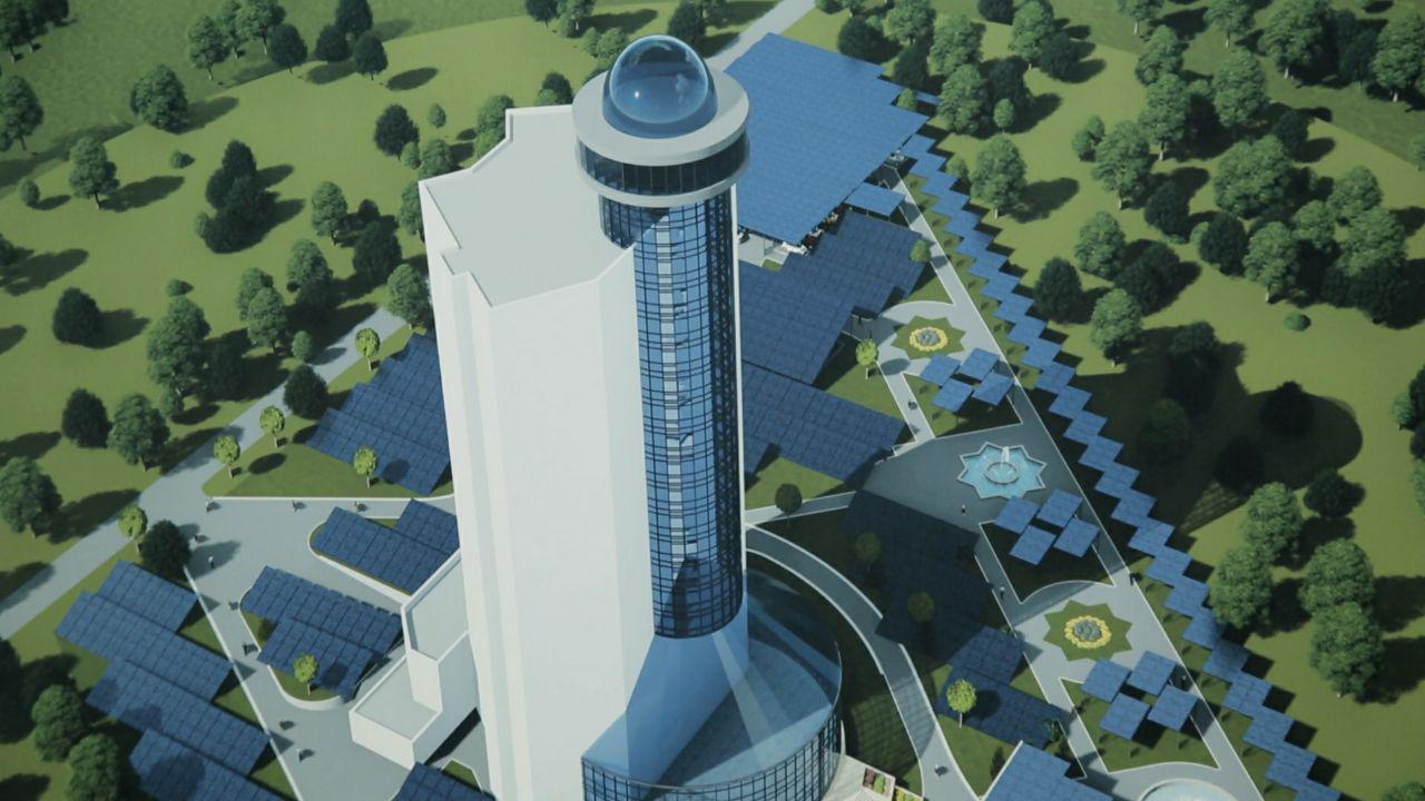 В Ташкенте впервые административное здание перейдет на 100-процентное использование солнечной энергии