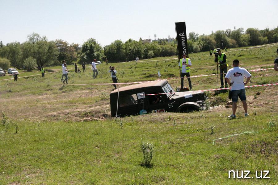 Стали известны победители кубка хокима Ташкента по джип-триалу