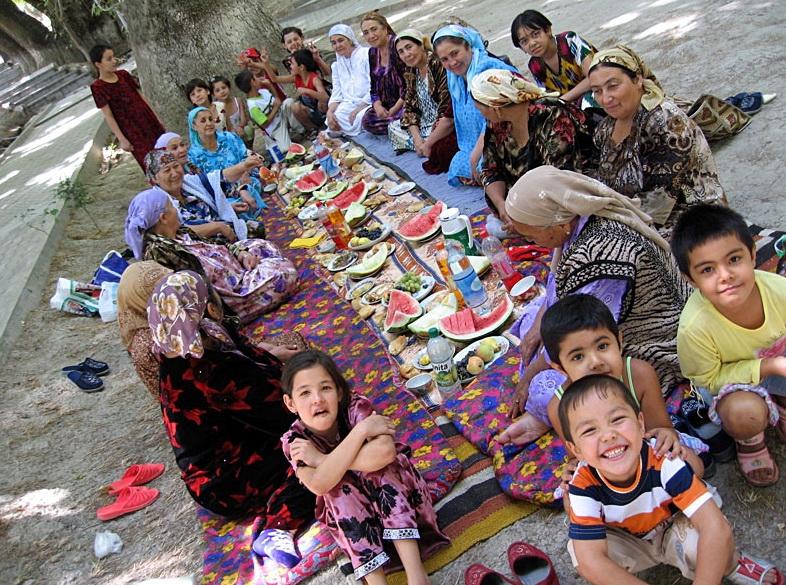 Численность постоянного населения Узбекистана составила 33,37 млн человек