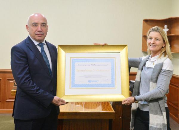ВОЗ официально признала Узбекистан страной, свободной от малярии