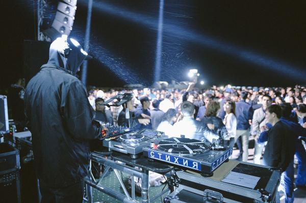 Названы даты проведения второго фестиваля электронной музыки «Стихия»