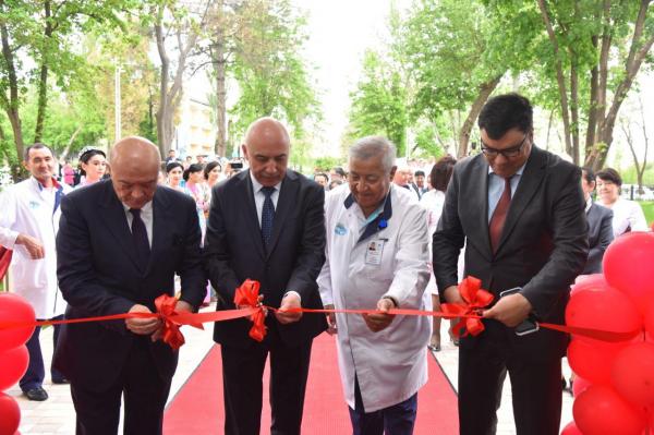 Новый комплекс центра травматологии и ортопедии позволит проводить в Ташкенте высокотехнологичные операции