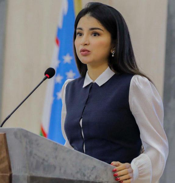 Старшая дочь Шавката Мирзиёева поступила на работу в госорганизацию