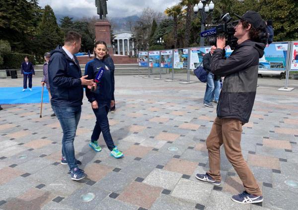 Спортсменка из Узбекистана признана самой элегантной на конкурсе красоты в Ялте