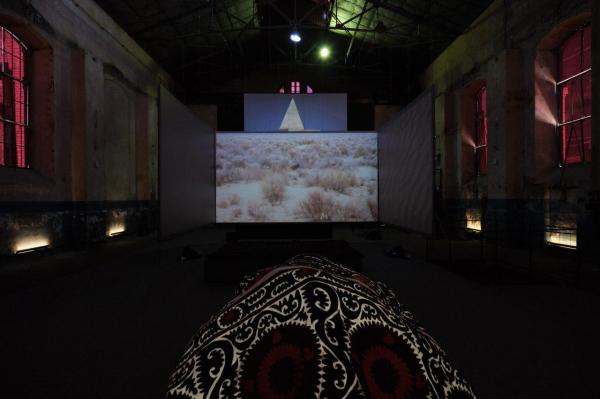 Центр современного искусства начал работу в тестовом режиме