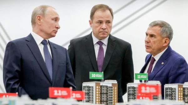Что задекларировали богатейшие семьи Кремля и правительства