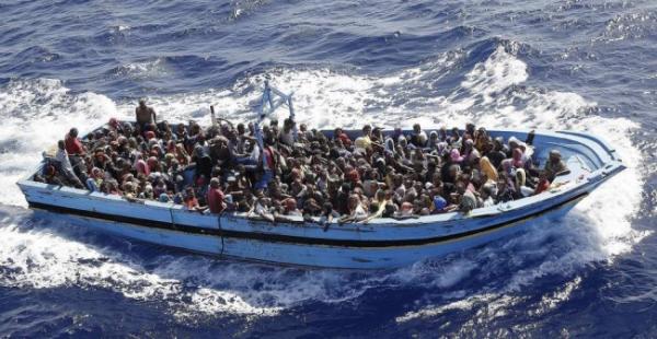 Поглощение Европы. В 2050 году в странах ЕС будут жить 150 млн африканцев