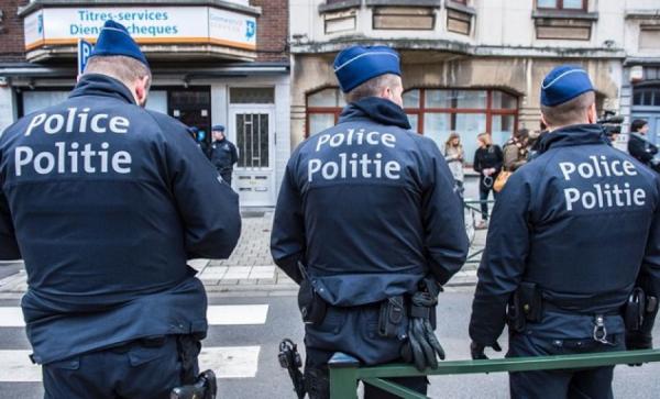 Подозреваемого в терроризме задержали в Бельгии