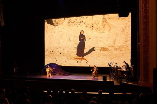 Нью-Йорк, Париж, Ташкент: премьера музыкального спектакля «Qyrq qyz» состоялась в столице