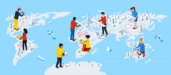 Яндекс предложил узбекистанцам дополнить Народную карту парковок