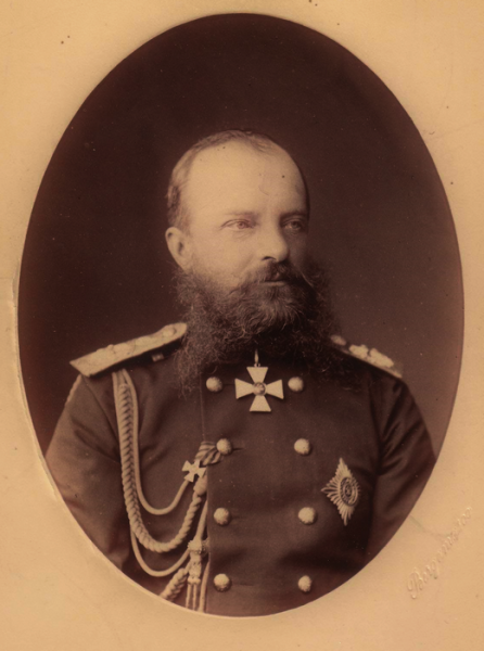 Крещёный огнём и делом. Н. Г. Столетов – военачальник, дипломат, разведчик, исследователь. Глава третья