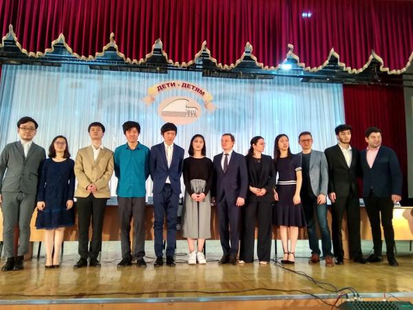 WORLD CONCERTO TOUR: Место рождения - Ташкент