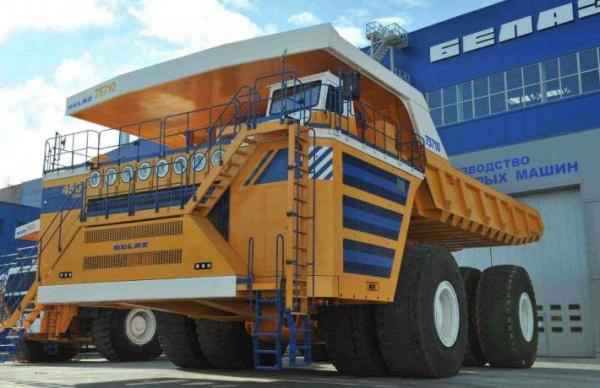 Беларусь потеснила Индию в плане экспорта в Узбекистан машин и оборудования