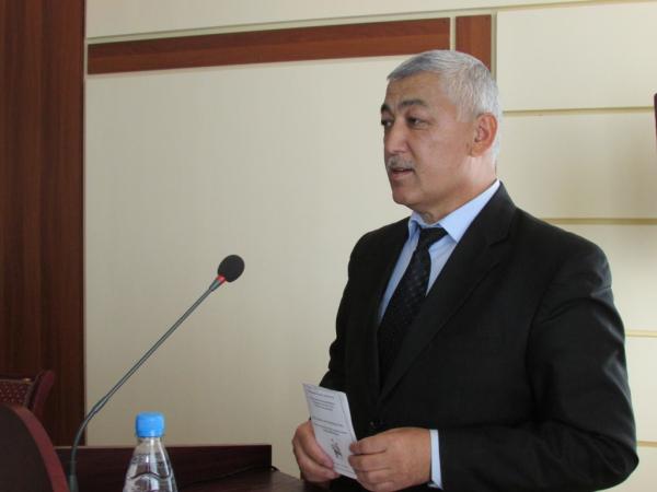 «Судебные ошибки – это реальность. Причина – перегруженность судей» - брифинг с председателями облсудов в Самарканде