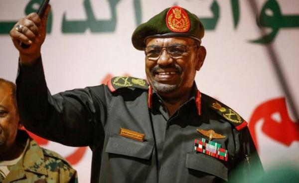 Суданнинг тахтдан ағдарилган президенти Омар ал-Башир ҳибсда сақланмоқда