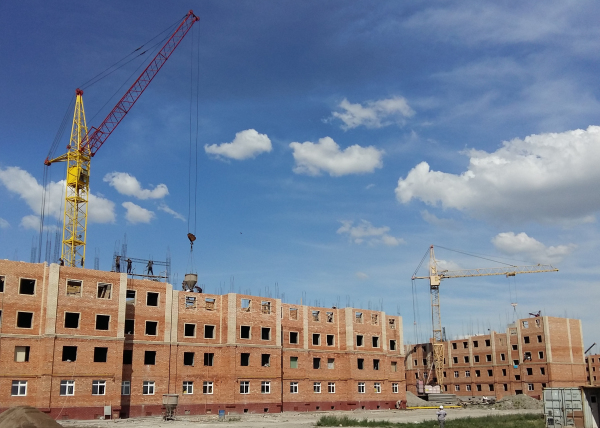 Ташкент в 2019 году стал центром масштабного строительства
