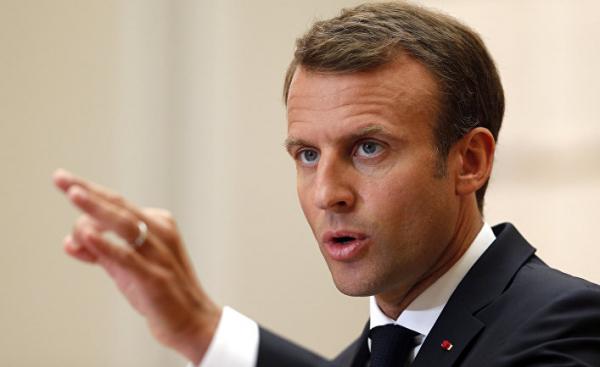 Le Monde: Макрон не исключает пересмотра Шенгенского соглашения