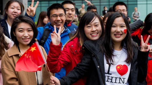 Синьхуа (Китай): «Учеба в Китае для меня в приоритете». Все больше российских студентов едут учиться в Китай