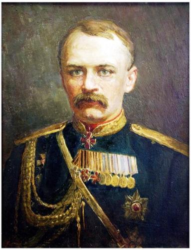 Крещёный огнём и делом. Н.Г. Столетов – военачальник, дипломат, разведчик, исследователь. Глава первая