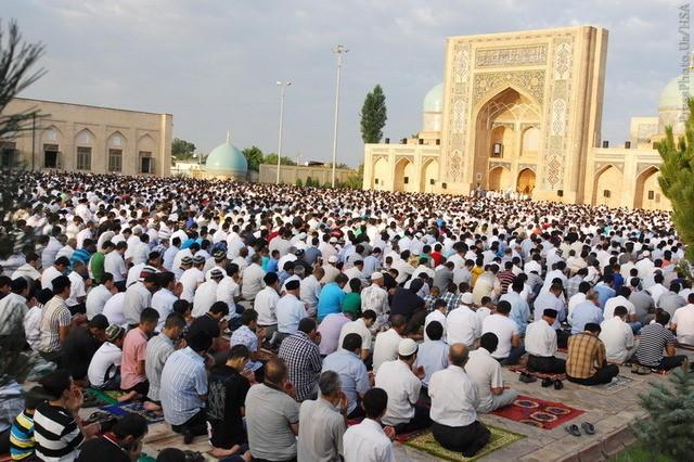 В Узбекистане определена дата начала священного месяца Рамазан