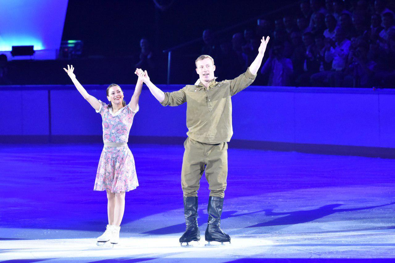 В ледовом комплексе Humo Arena прошел концерт ко Дню памяти и почестей (фото)