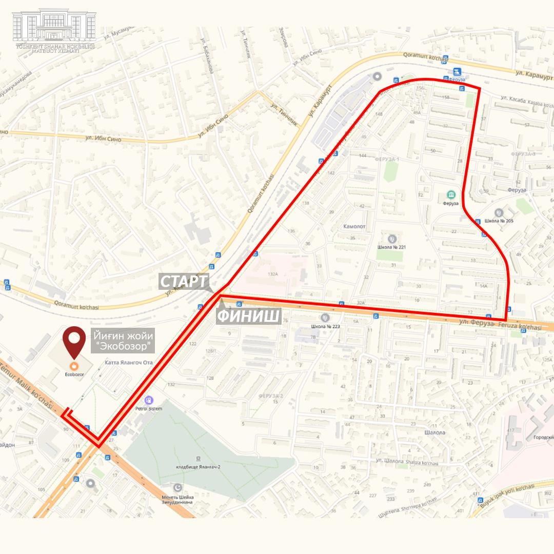 12 мая в Ташкенте пройдет массовый марш с участием военных