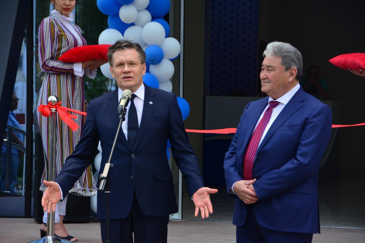 В Ташкенте открылся информационный центр по атомным технологиям (фото)
