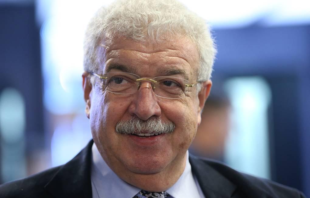 Первый заместитель генерального директора ТАСС Михаил Гусман предложил присвоить Ташкенту звание «Город-герой тыла»