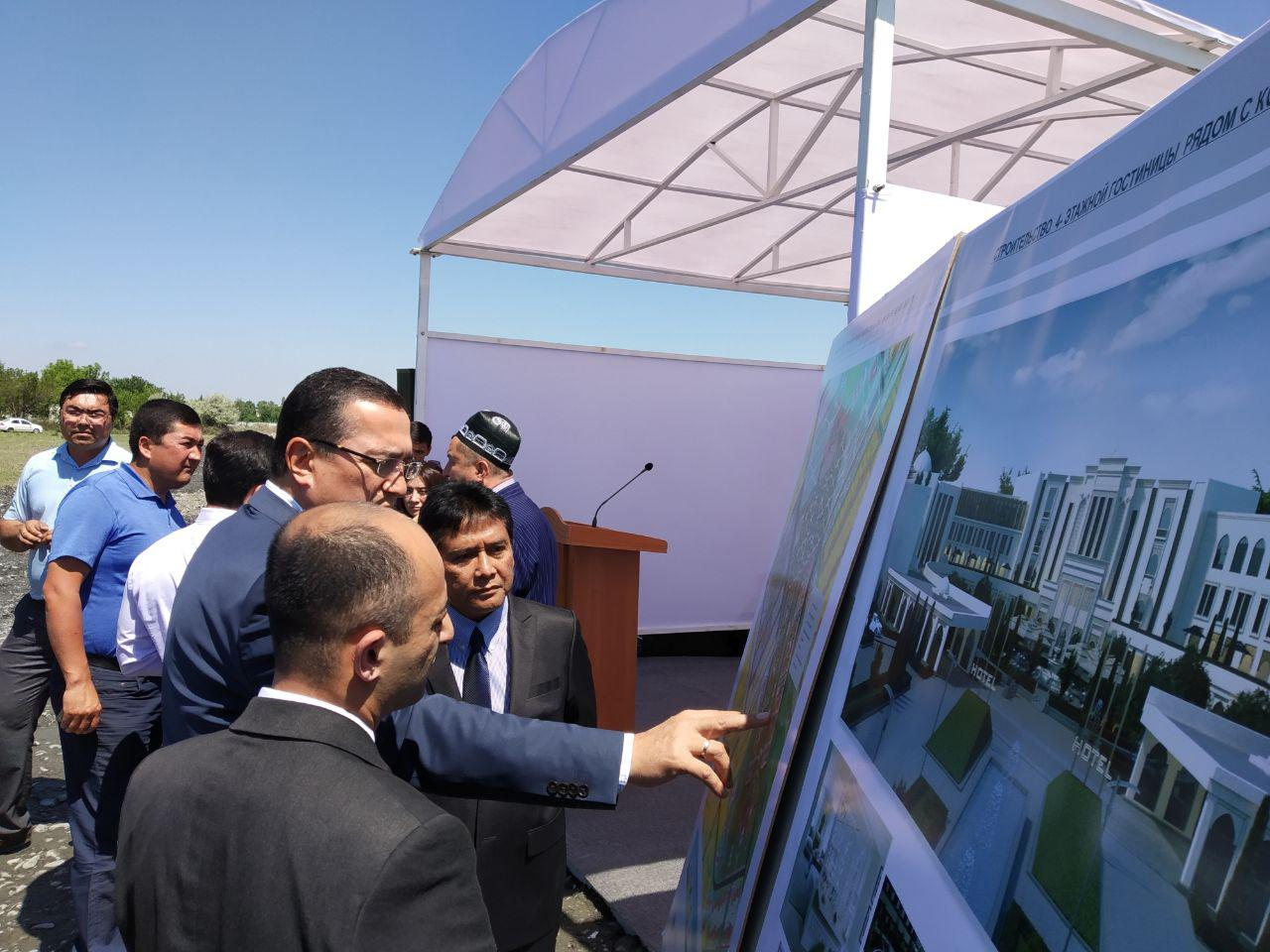 В  Самарканде построят первую в Узбекистане гостиницу по мировому стандарту халяль
