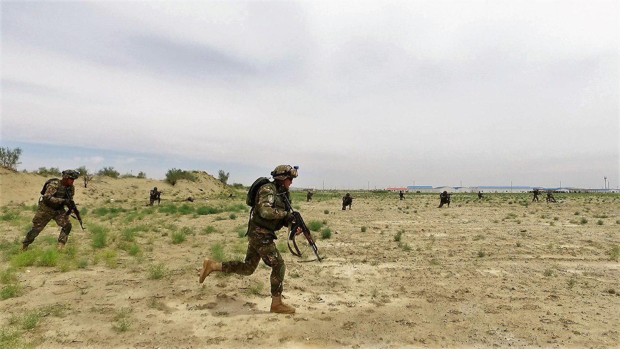 На особо важных объектах Бухары силами Минобороны предотвращены крупные диверсии