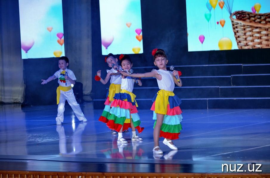К Международному дню защиты детей студия «Аладдин» дала концерт «Планета Детства»
