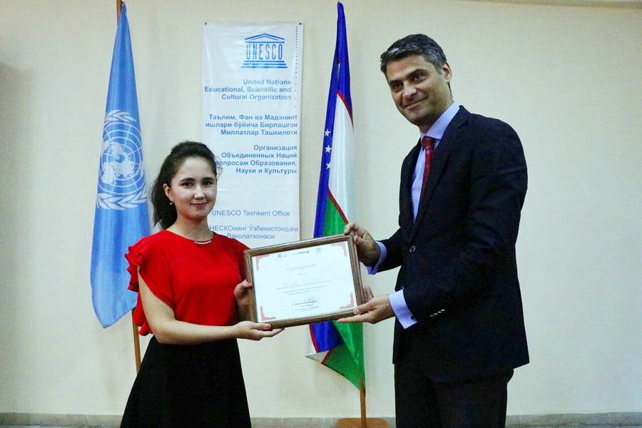 ЮНЕСКО объявила победителя конкурса Youth Mobile
